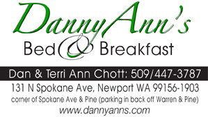 Logo DannyAnn's Bed & Breakfast